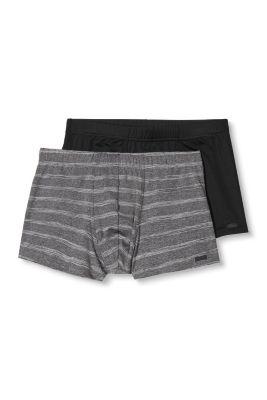 Esprit / Microfaser-Shorts im Doppelpack