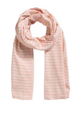 Esprit / Geringelter Jersey Schal
