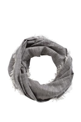 Esprit / Loop-Schal aus 100% Baumwolle