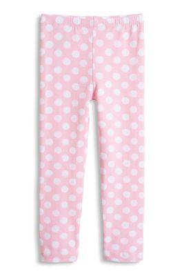 Esprit / Print Leggings aus Baumwoll-Stretch