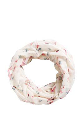 Esprit / Butterfly Loop-Schal aus Baumwolle