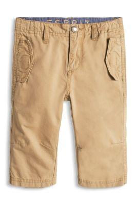 Esprit / Bermuda long, 100 % coton