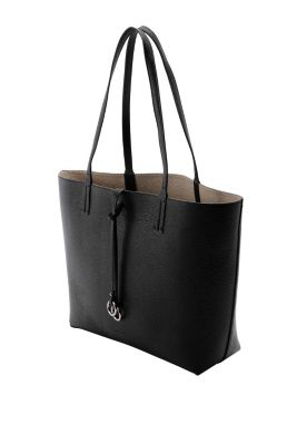 Esprit / Grob strukturierter Shopper