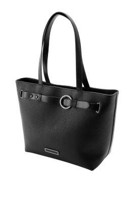 Esprit / Shopper aus Kunstleder