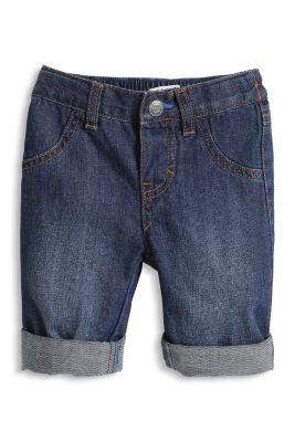 Esprit / Non Stretch Jeans mit Verstellbund