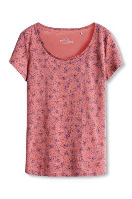 Esprit / Floral bedrucktes T-Shirt