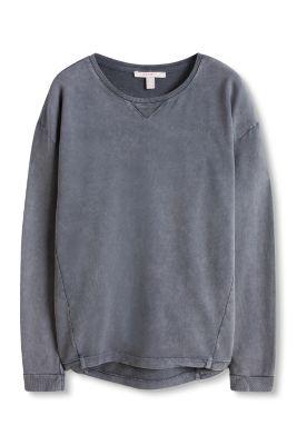 Esprit / Leichtes Sweaty aus 100% Baumwolle