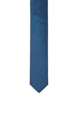 Esprit / Houndstooth tie, 100% silk