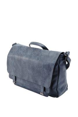 Esprit / Messenger bag van imitatieleer