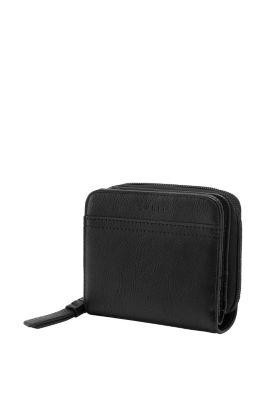 Esprit / Kleines Portemonnaie in Leder-Optik