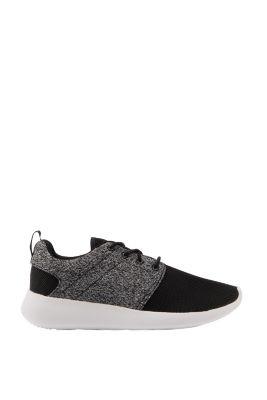 Esprit / Textil Sneaker mit Kontrastsohle