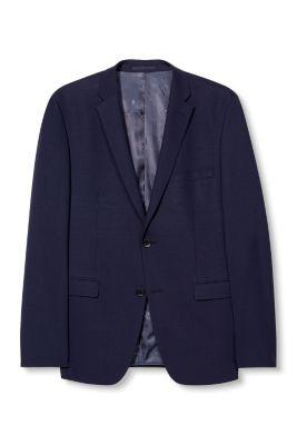 Esprit / Blazer aus reiner Schurwolle
